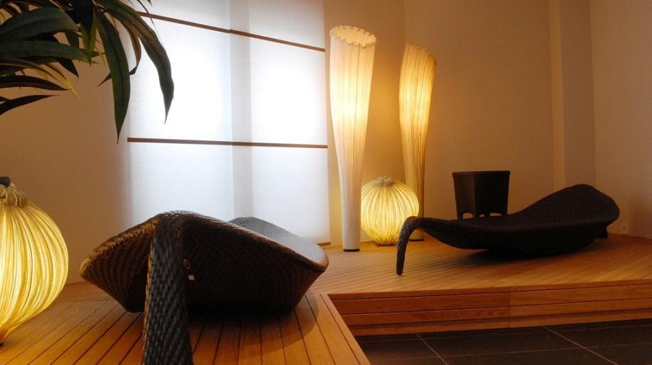 Im Spa Magic des Hotel Crown Plaza Schweizer Hof schaltet man bei Massage und Sauna so richtig ab.