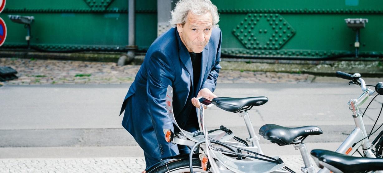 Andreas Knie ist Experte für vernetzte Mobilität