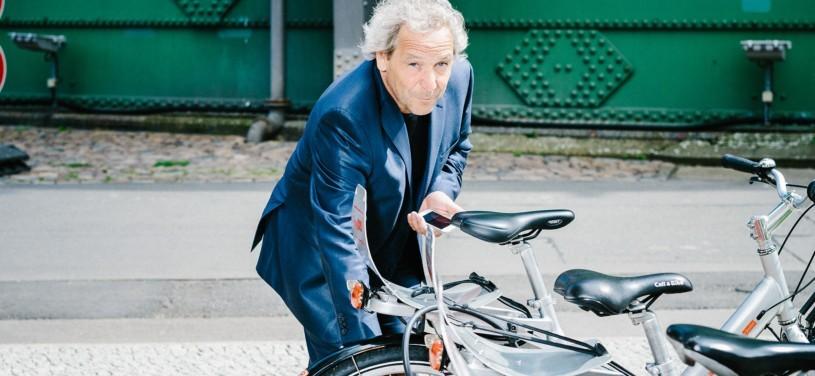 Andreas Knie, Experte für vernetzte Mobilität