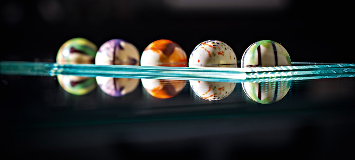 Kevinkugel: Chocolaterie mit offener Produktion