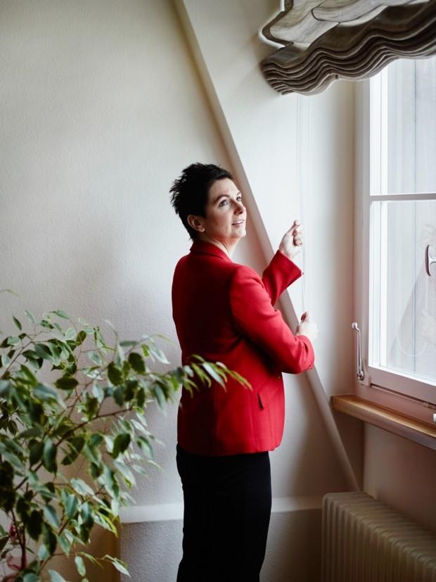 Petra Wüst ist Expertin für Selbstmarketing