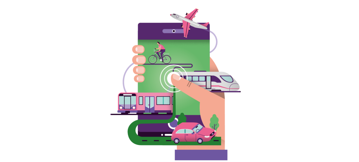 Mobilität der Zukunft bei der Deutschen Bahn