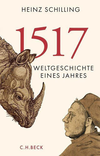 Cover: 1517 - Weltgeschichte eines Jahres