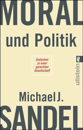 Cover: Moral und Politik