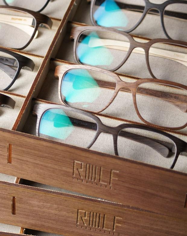 Brillenauslage bei Rolf