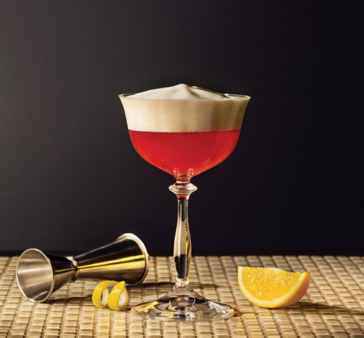 Chepari Cocktail von Bettina Kupsa
