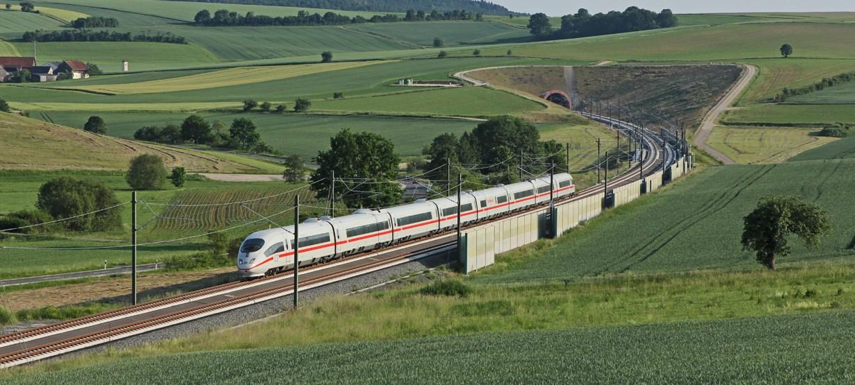 Ice Sprinter Mehr Tempo Mehr Strecken Wagen Eins